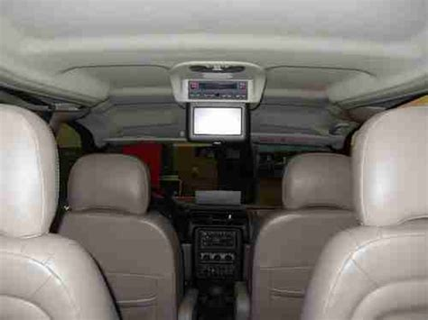 airbag deployment 2003 chevrolet venture seat position control sell used 2003 chevy venture minivan in crown point indiana united states