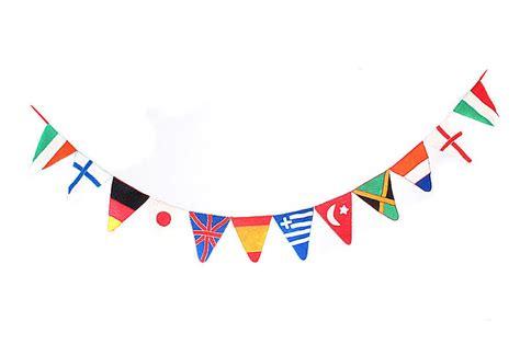 flags of the world bunting handmade felt world flag bunting by felt so good