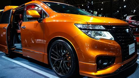 2019 Nissan Elgrand by 4k Nissan Elgrand 2019 The Sports Premium Concept 日産