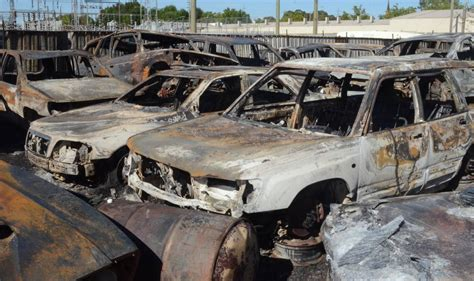 Port Macquarie Car Yards by Car Yard Goes Up In Smoke Charged Animals Rescued