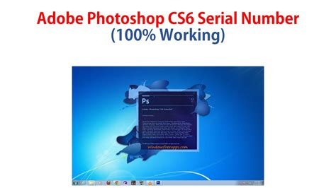 adobe photoshop cs6 full version with crack free download adobe photoshop cs6 serial number 2017 by windowsfreeapps