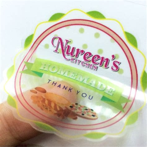 printable clear sticker paper singapore camel digiprint transparent sticker
