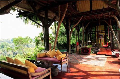 Jungle Home Decor by Tropical Traditional House By Tim Hardy In Bali Archian