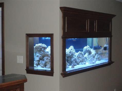 Stunning Fish Tank In Wall Ideas Photos Best Idea Home