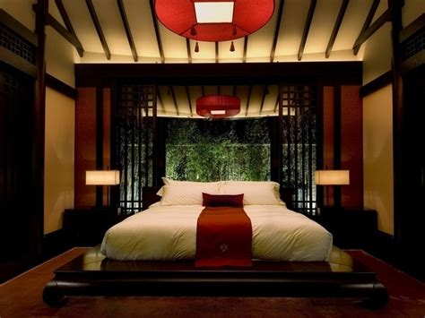 chinese bedroom decor the beauty and style of asian bedroom designs