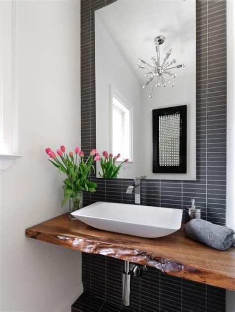 badezimmer aufsatzwaschbecken waschtisch aus holz f 252 r aufsatzwaschbecken bauen