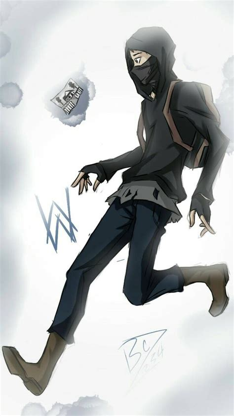 alan walker cartoon alan walker faded by battlecat234 on deviantart