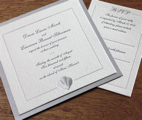 destination wedding invitation letter 84 best images about customize foil sting on