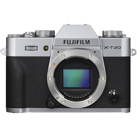 Kamera Mirrorless Fuji fujifilm x t20 mirrorless digital 16542359 b h photo
