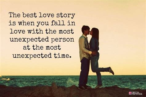 Fall In With Falling In by The Best Story Is When You Fall In With The Most