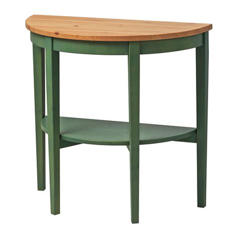 arkelstorp console table green ikea