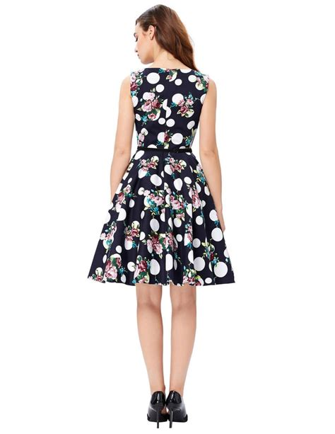 swing style imogen 50s style swing dress 1950sglam