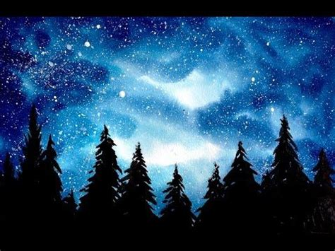 Forest Scene Wall Mural 25 gorgeous forest painting ideas on pinterest bonfire