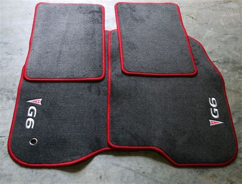 Pontiac G6 Parts And Accessories by Pontiac Floor Mats Logo Gurus Floor