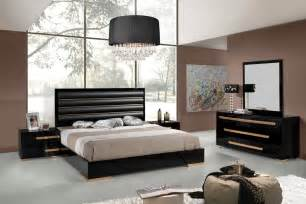 black contemporary bedroom furniture contemporary bedroom interior with modern furniture