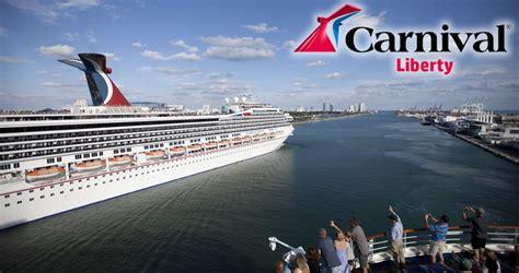 21 Popular Carnival Liberty Cruise Ship   fitbudha.com