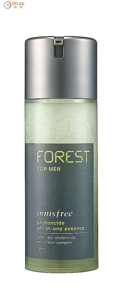 Innisfree Forest For All In One Essence 100ml speed grooming15分鐘裝身術 太陽報