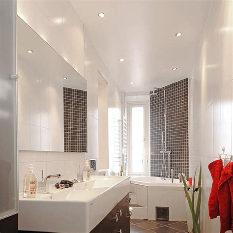 Recessed Lighting Bathroom Recessed Lighting Installation Tips