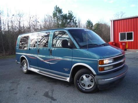 books on how cars work 1998 chevrolet express 1500 regenerative braking sell used 1998 chevrolet express 1500 g10 mark iii low miles low reserve runs good in frankford