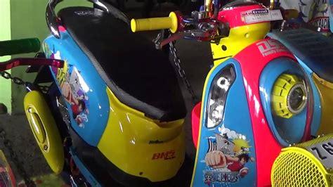 Lu Proji Honda Beat honda scoopy mothai with lu proji