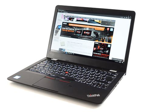 Lenovo Tp 13 2nd 20j1 A001id Ci5 7200u 8gb 256gb Ssd Wind10 Pro lenovo thinkpad 13 20j2s00g00 notebookcheck net external