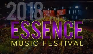 Essence Festival 2018 Tickets Sat Jun 3 2017 At 12 00