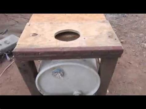 Diy Composting Toilet Youtube by Home Made Composting Toilet Part 1 Youtube