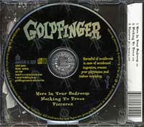 goldfinger here in your bedroom goldfinger here in your bedroom cd single ep rare