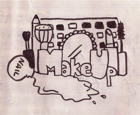 doodle make make up doodle by therainbowrockstar on deviantart