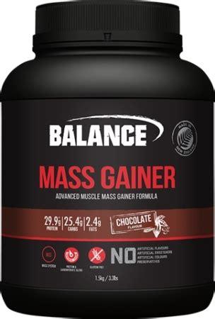 Protein Mass Gainer balance naturals mass gainer buy discount supplements