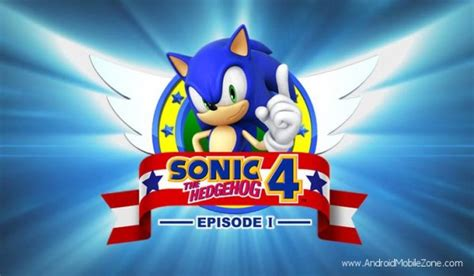 sonic the hedgehog 4 apk sonic 4 episode i 1 5 0 apk