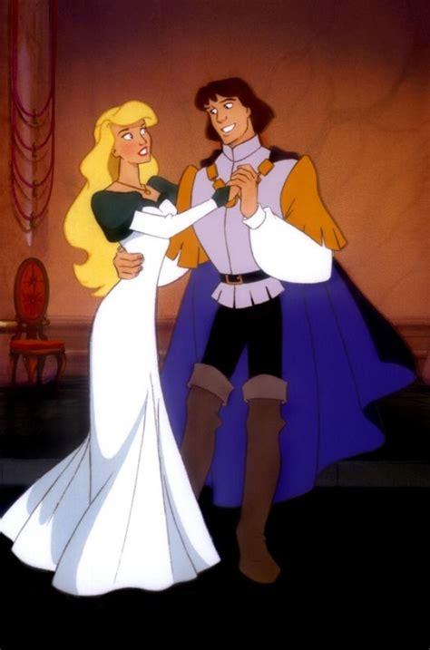 princesses odette  prince derek run disney costume