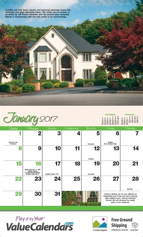 11 best images about promotional home realty calendars
