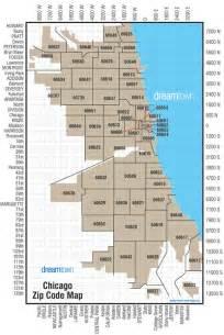 Zip Code For Zip Codes Northern Illinois Map