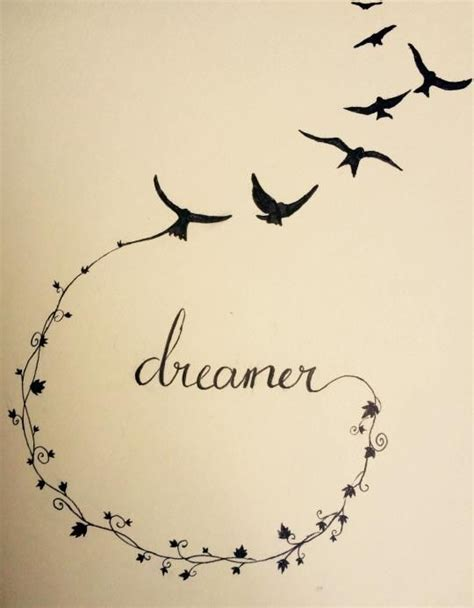 dreamer tattoos 25 best ideas about dreamer on simple