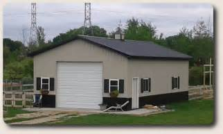 Cost To Build A House In Arkansas by Pole Barn Garage Kits Custom Garage Construction Nationwide
