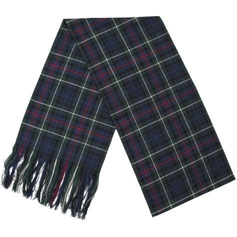 scottish plaid scottish highland 100 wool tartan plaid sash made in