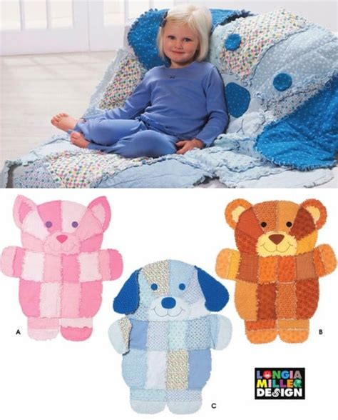 teddy patchwork quilt is a must make the whoot