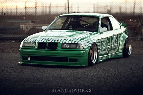 rotiform bmw tic tac carl taylor s latest rocket bunny bmw e36 m3