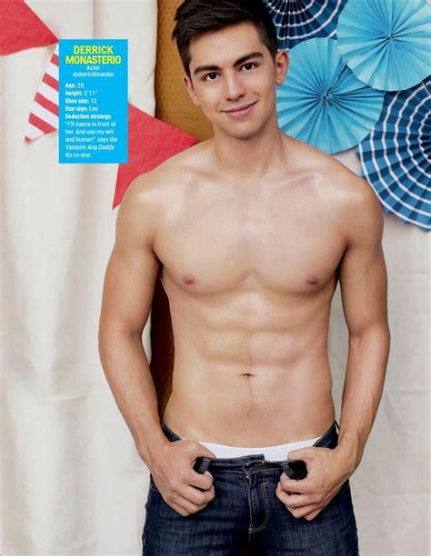 aktor filipina six pack pin by amazing men on derrick monasterio pinterest hot
