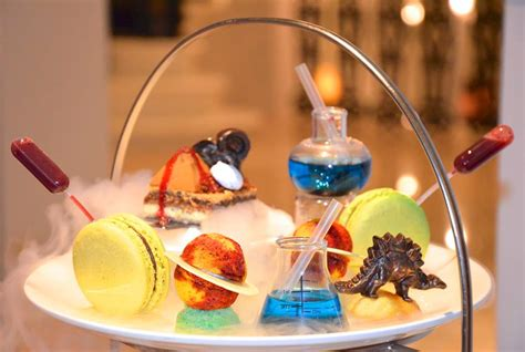 Cocktail Party Themes - quirky afternoon tea in london