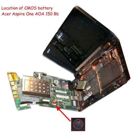 how to reset acer battery of laptop solved change cmos battery how to acer aspire one zg5
