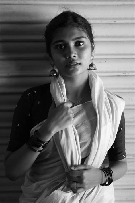 Ashna Sudheer Beautiful Photos   Black n White   2018