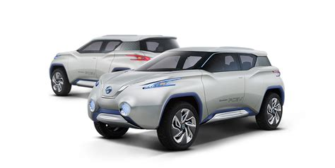 electric suv nissan terra electric suv concept nissan usa