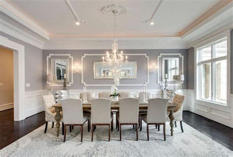 gray dining room ideas 25 formal dining room ideas design photos designing idea