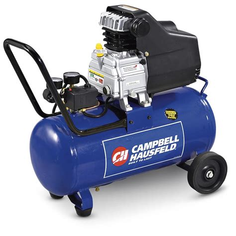 cbell hausfeld 174 8 gal air compressor factory reconditioned 136752 garage tool