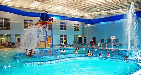 community pool design ozark community center waters edge aquatic design