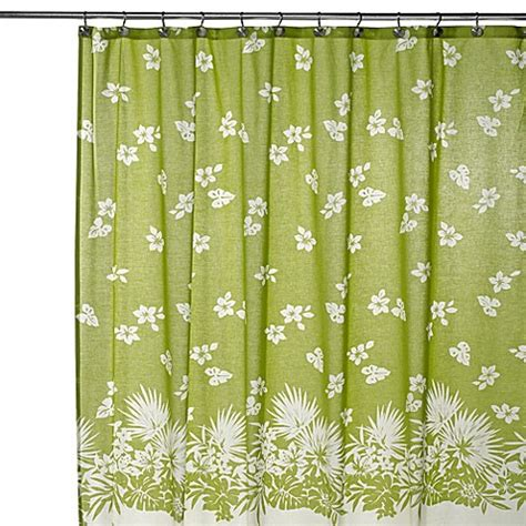 tommy bahama shower curtain tommy bahama paradise isle fabric shower curtain bed