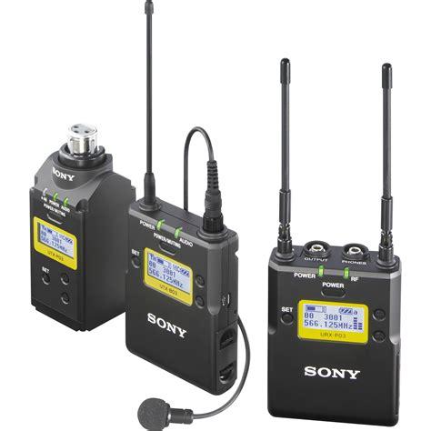 Michrophone Werles Doble Mic Sony Sn 87 1 sony uwp d16 integrated digital on lavalier uwpd16 30