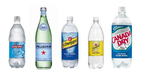 carbonated water vs mineral water which is best for you